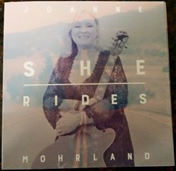 JoAnne Mohrland CD cover